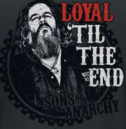 Sons Of Anarchy SOA Loyal Shirts