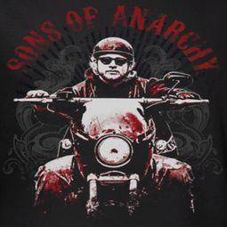 Sons Of Anarchy SOA Ride On Shirts