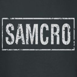Sons Of Anarchy SOA Samcro Shirts