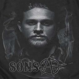 Sons Of Anarchy Smokey Face Shirts