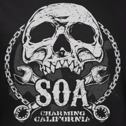 Sons Of Anarchy Soa Club Shirts