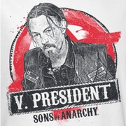 Sons Of Anarchy Vice President Shirts