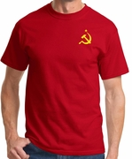 Soviet Hammer and Sickle T-shirts