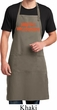 Spooky Happy Halloween Full Length Apron with Pockets