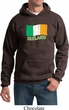 St Patrick's Day Distressed Ireland Flag Hoodie