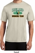 St Patrick's Day Ireland Drinking Team Mens Moisture Wicking Shirt