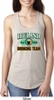 St Patrick's Day Ireland EST 1922 Drinking Team Ladies Ideal Tank Top
