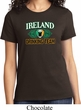 St Patrick's Day Ireland EST 1922 Drinking Team Ladies Shirt