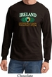 St Patrick's Day Ireland EST 1922 Drinking Team Long Sleeve Shirt