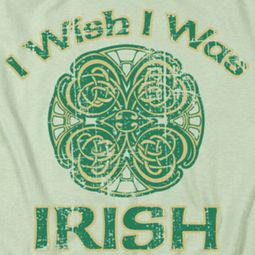 St. Patrick's Day Irish Wish Shirts