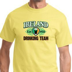 St. Patrick's Day Mens Shirts