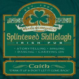 St. Patrick's Day Splintered Shillelagh Shirts