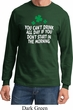 St Patricks Day Drink All Day Long Sleeve