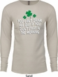 St Patricks Day Drink All Day Thermal Shirt