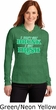 St Patricks Day I Don't Get Drunk Ladies Hooded Shirt