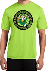 St Patricks Day Instant Irishman Mens Dry Wicking T-shirt