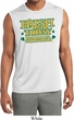 St Patricks Day Irish Today Hungover Dry Wicking Muscle Shirt