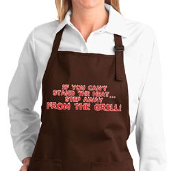Stand the Heat Aprons