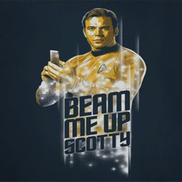 Star Trek Beam Me Up Shirts