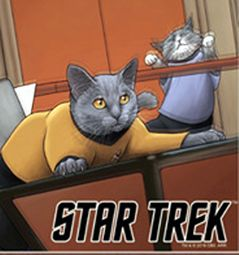 Star Trek Cats & Dogs