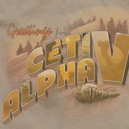Star Trek Ceti Alpha Shirts