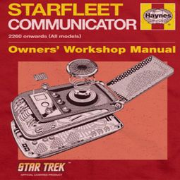 Star Trek Communicator Manual Shirts
