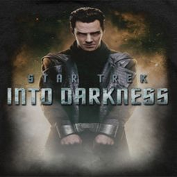 Star Trek Darkness Harrison Shirts