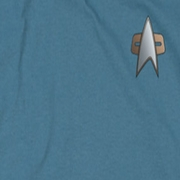 Star Trek - Deep Space Nine DS9 Science Emblem Shirts