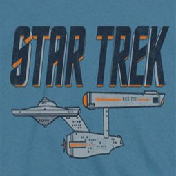 Star Trek Enterprise Logo Shirts
