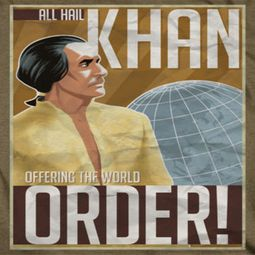 Star Trek Hail Khan Shirts