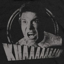 Star Trek Khan Distressed Shirts