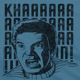 Star Trek Khan Yell Shirts