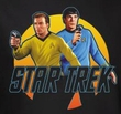 Star Trek Kids Shirt - Phasers Ready Youth Black Tee