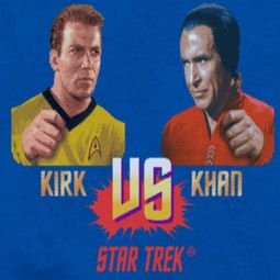Star Trek Kirk VS Khan Shirts
