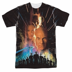 Star Trek - Movies Fist Contact Poster Sublimation Shirt