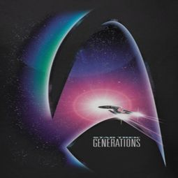 Star Trek - Movies Generations Shirts