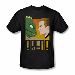 Star Trek Shirt Arena Charcoal T-Shirt