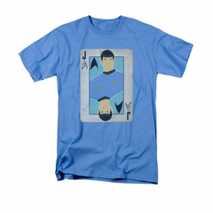 Star Trek Shirt Jack Carolina Blue T-Shirt