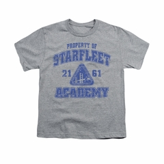 Star Trek Shirt Kids Property Of Athletic Heather T-Shirt