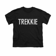 Star Trek Shirt Kids Trekkie Black T-Shirt