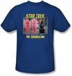 Star Trek Shirt The Changeling Episode 37 Adult Royal Tee T-Shirt