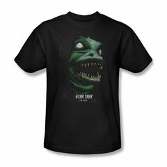 Star Trek Shirt The Gorn Black T-Shirt
