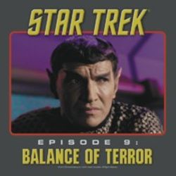 Star Trek Shirts - Balance Of Terror T-Shirts