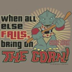Star Trek - Shirts Bring On The Gorn T-Shirts