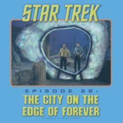 Star Trek Shirts - Edge Of Forever T-Shirts