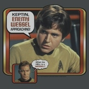 Star Trek Shirts -  Enemy Wessel T-Shirts