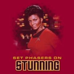 Star Trek Shirts - Stunning Uhura T-Shirts