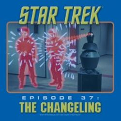 Star Trek Shirts - The Changeling Episode 37 T-Shirts