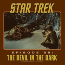 Star Trek Shirts - The Devil In The Dark T-Shirts