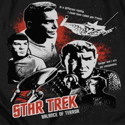 Star Trek - The Original Series Balance Of Terror Shirts